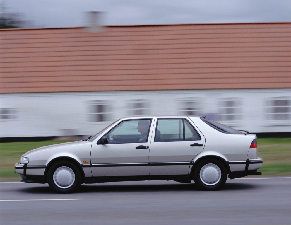 Saab 9000 1991 - 1998 Sedan #2