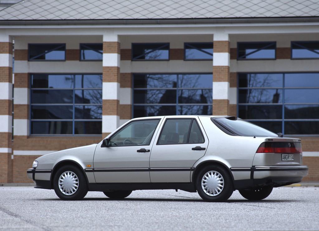 Saab 9000 1991 - 1998 Sedan #4