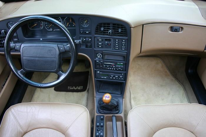 Saab 9000 1991 - 1998 Sedan #6