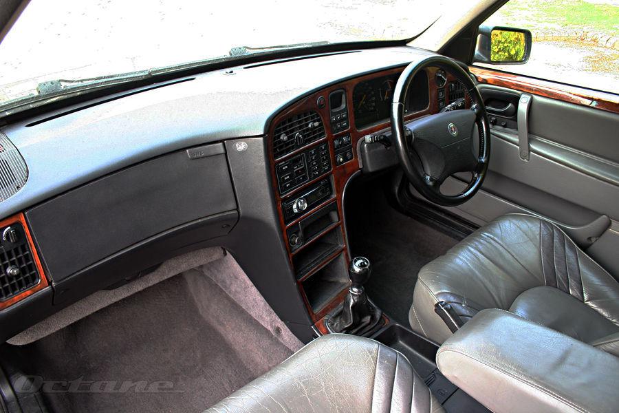 Saab 9000 1991 - 1998 Liftback #1