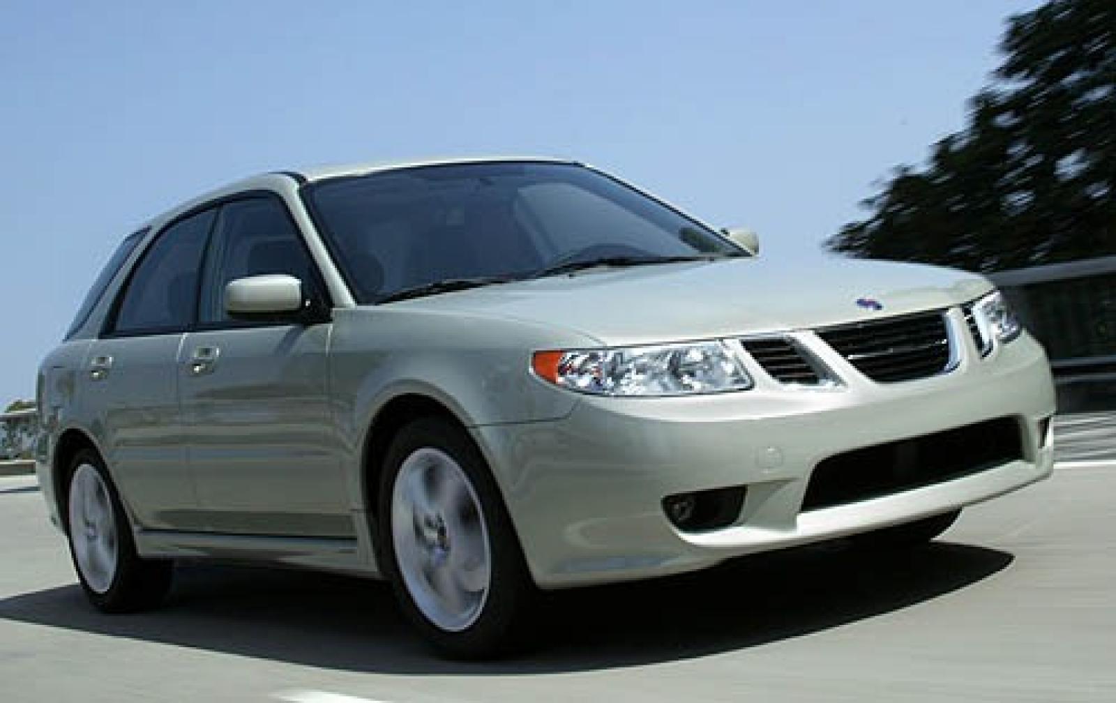 Saab 9-2X 2004 - 2006 Station wagon 5 door #5