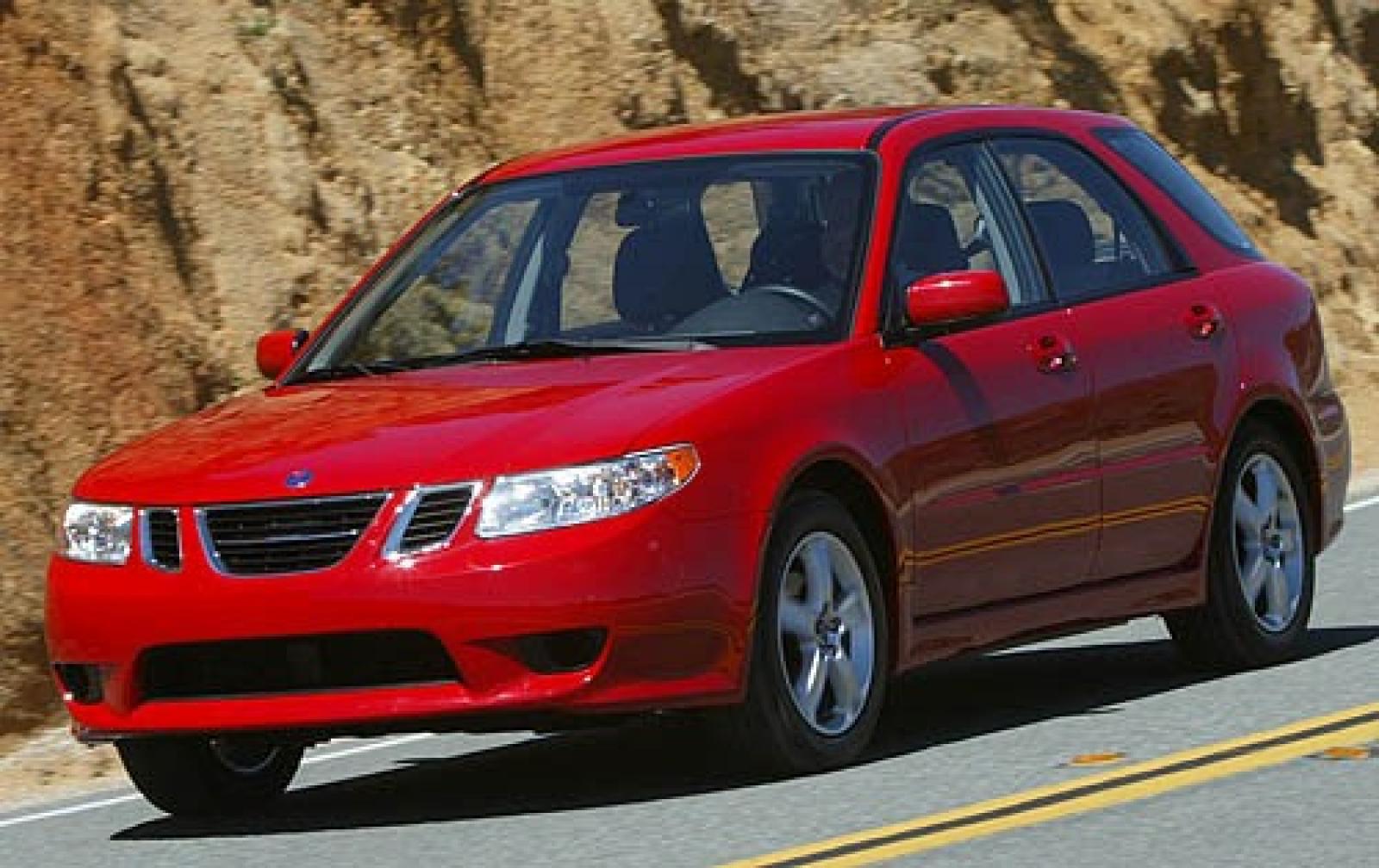 Saab 9-2X 2004 - 2006 Station wagon 5 door #3