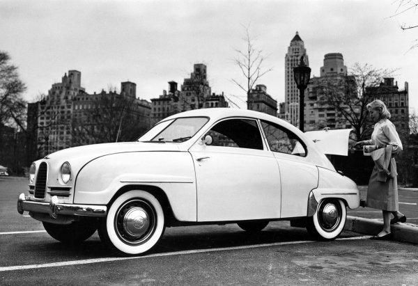 Saab 93 1956 - 1960 Coupe #8