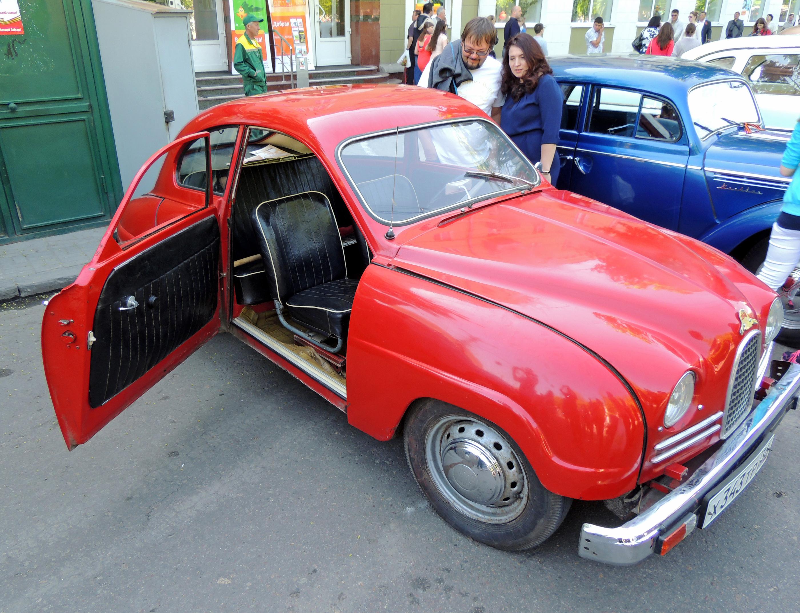 Saab 93 1956 - 1960 Coupe #2