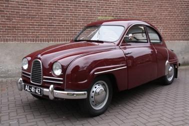 Saab 93 1956 - 1960 Coupe #6