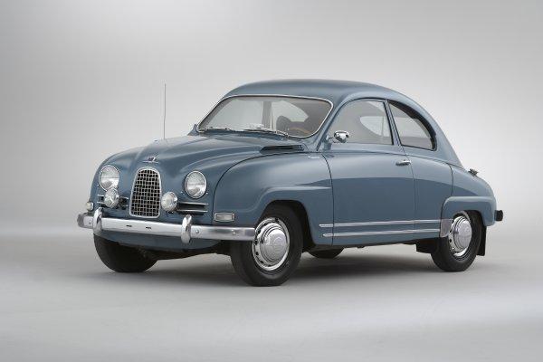 Saab 93 1956 - 1960 Coupe #7