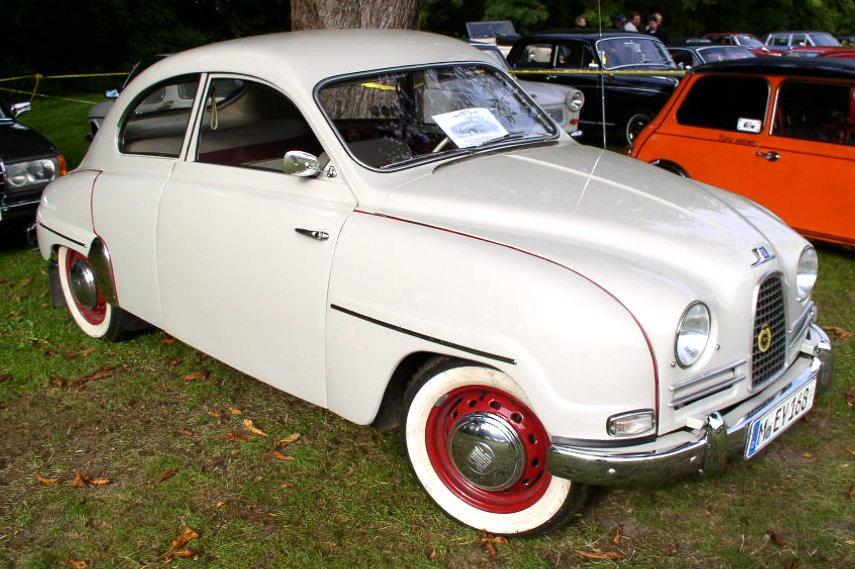 Saab 93 1956 - 1960 Coupe #1