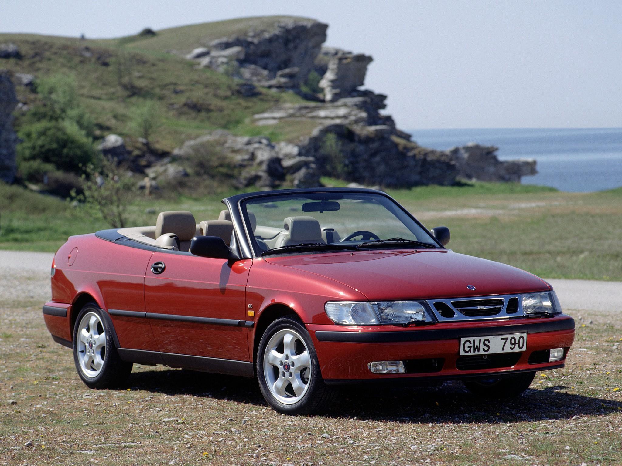 Saab 9-3 I 1998 - 2002 Cabriolet #7