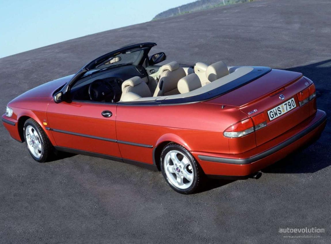 Saab 9-3 I 1998 - 2002 Cabriolet #4