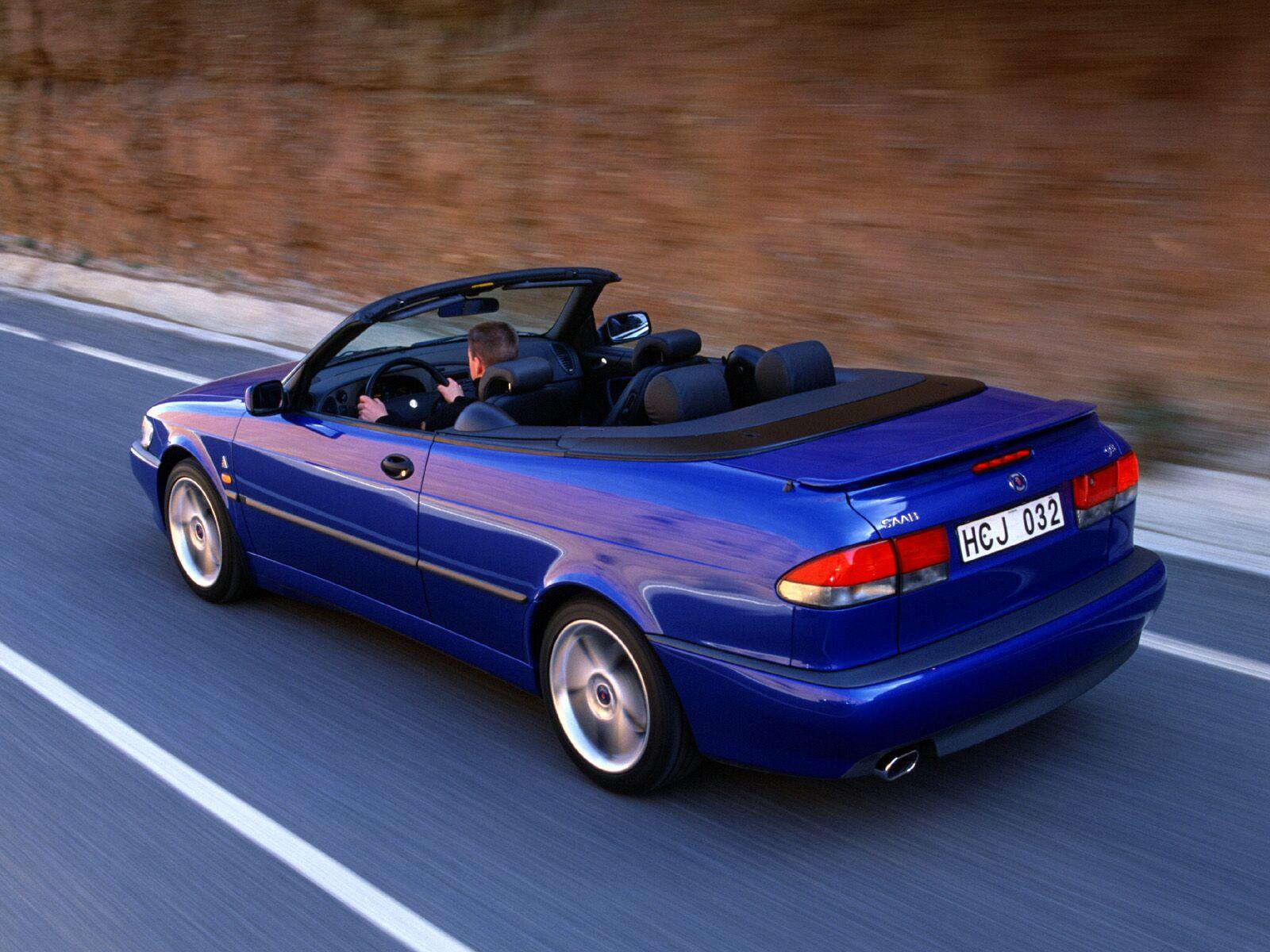 Saab 9-3 I 1998 - 2002 Cabriolet #5