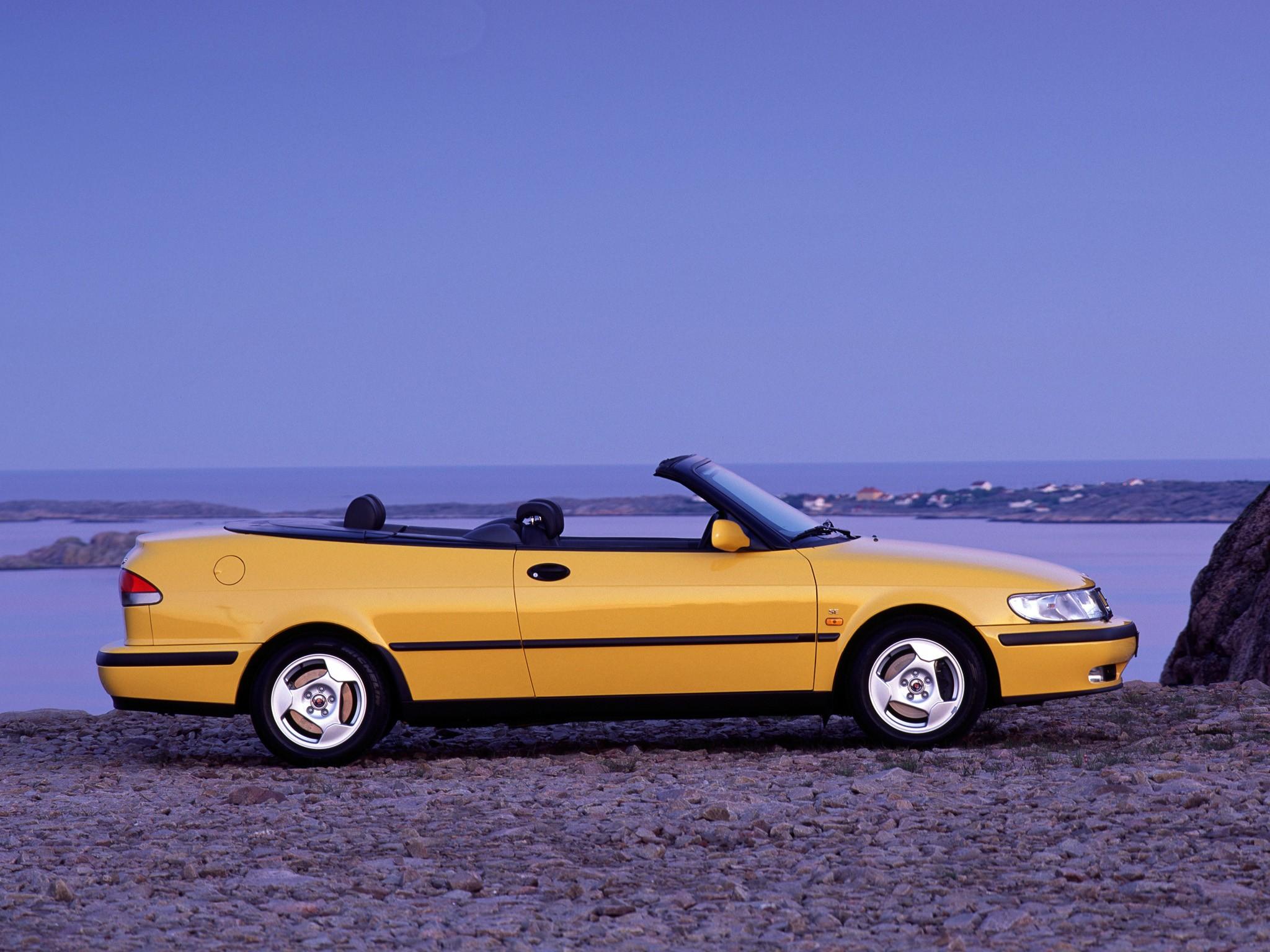 Saab 9-3 I 1998 - 2002 Cabriolet #3