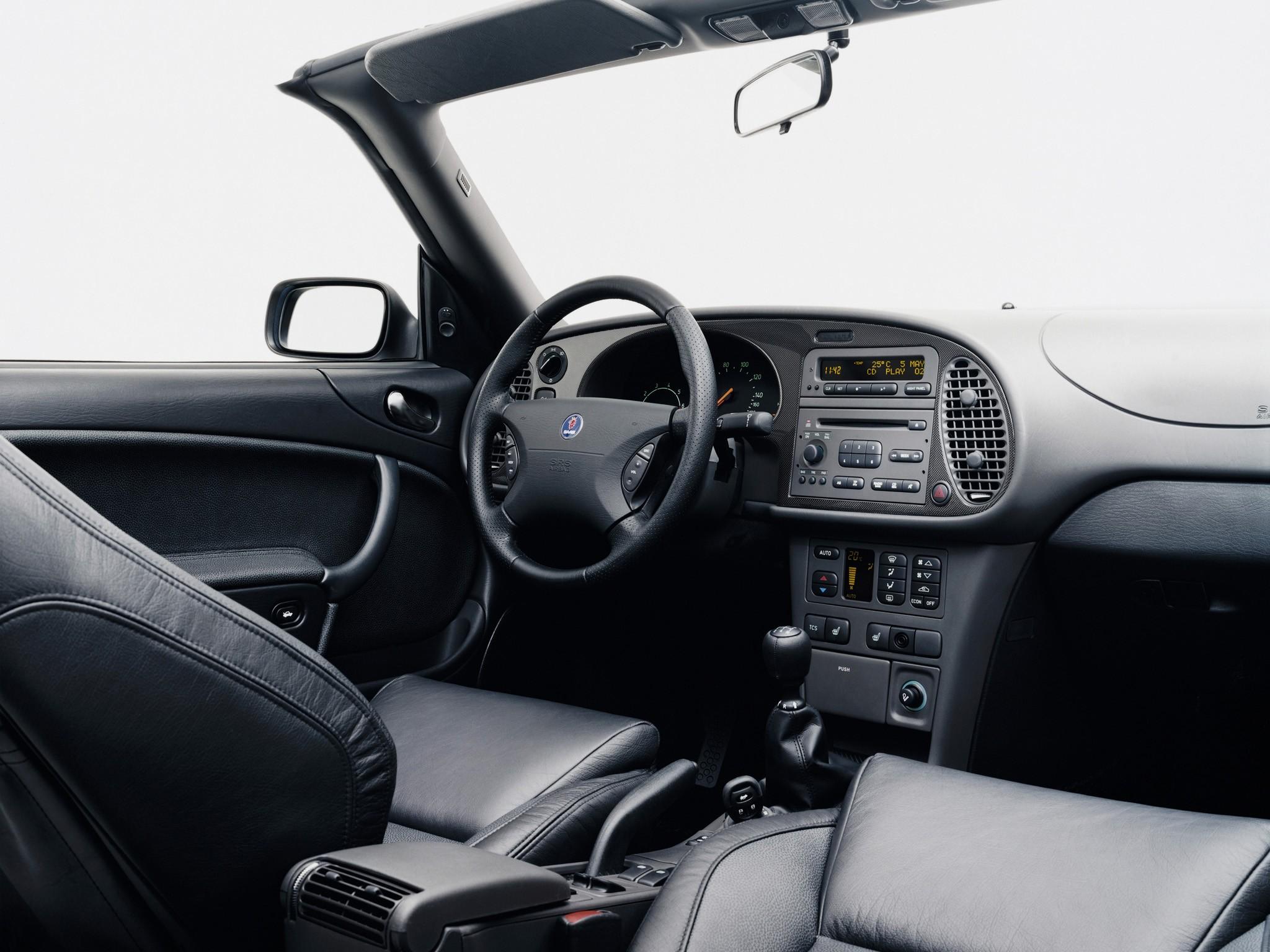 Saab 9-3 I 1998 - 2002 Cabriolet #6