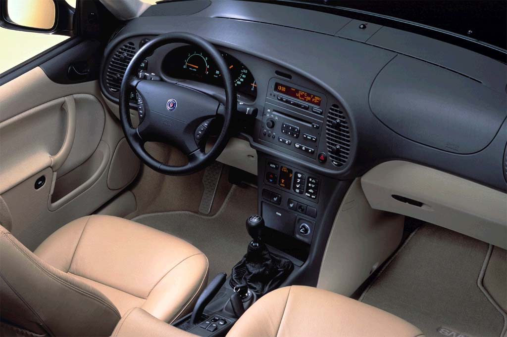 Saab 9-3 I 1998 - 2002 Cabriolet #2