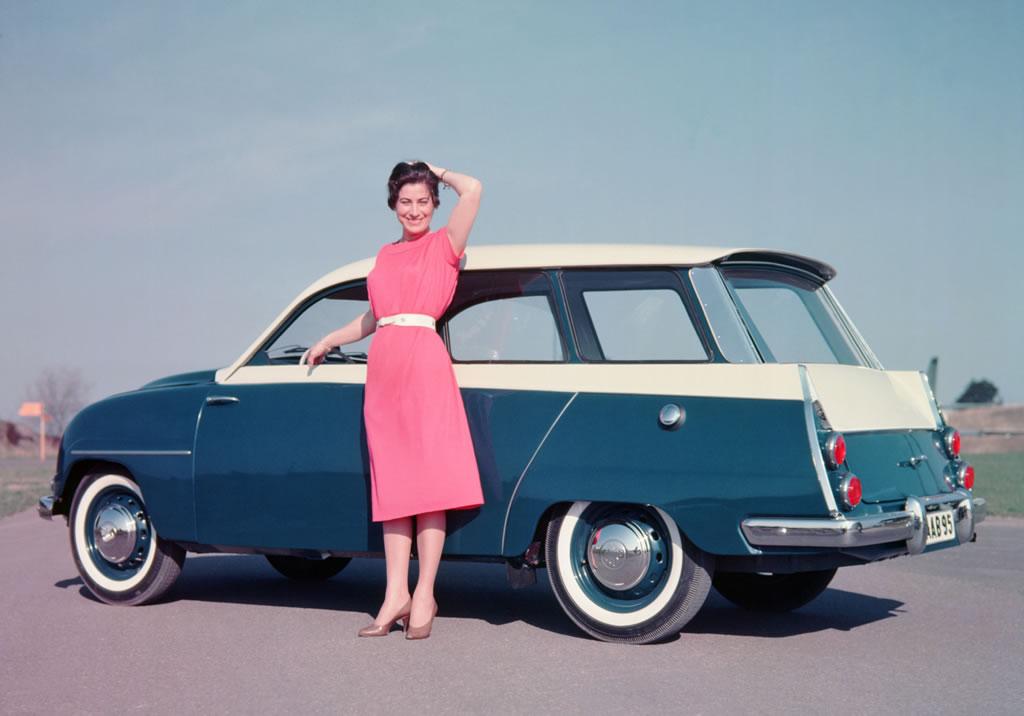 Saab 95 1959 - 1978 Station wagon 3 door #3