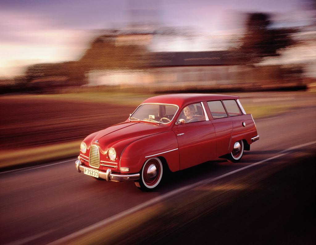 Saab 95 1959 - 1978 Station wagon 3 door #6