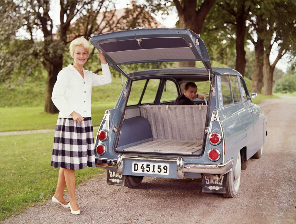 Saab 95 1959 - 1978 Station wagon 3 door #5