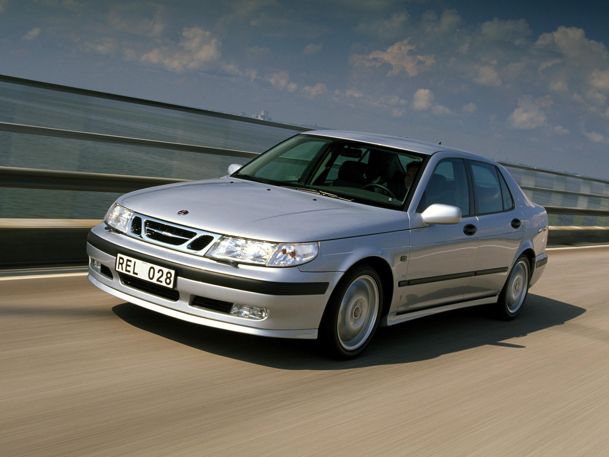 Saab 9-5 I 1997 - 2001 Sedan #1