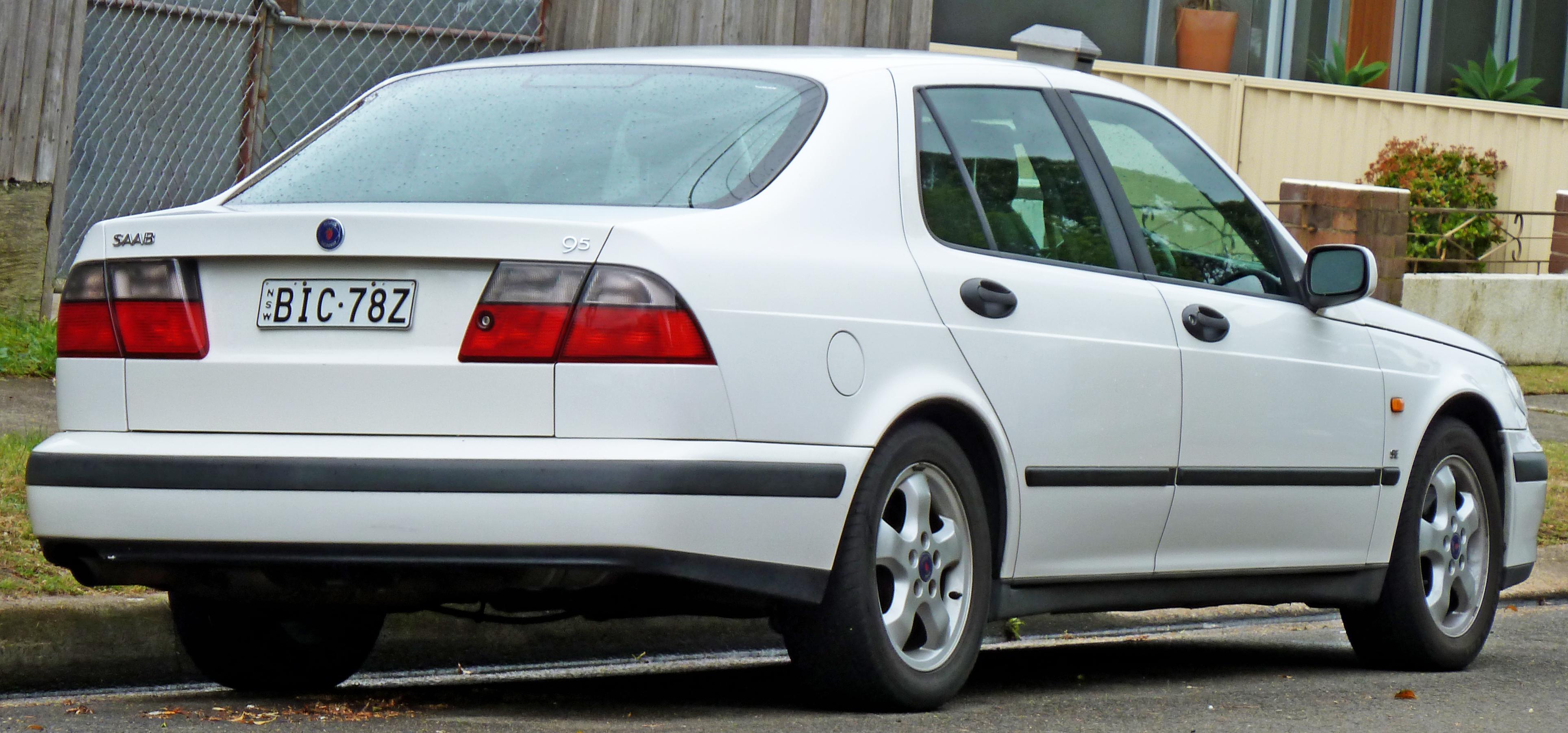 Saab 9-5 I 1997 - 2001 Sedan #5