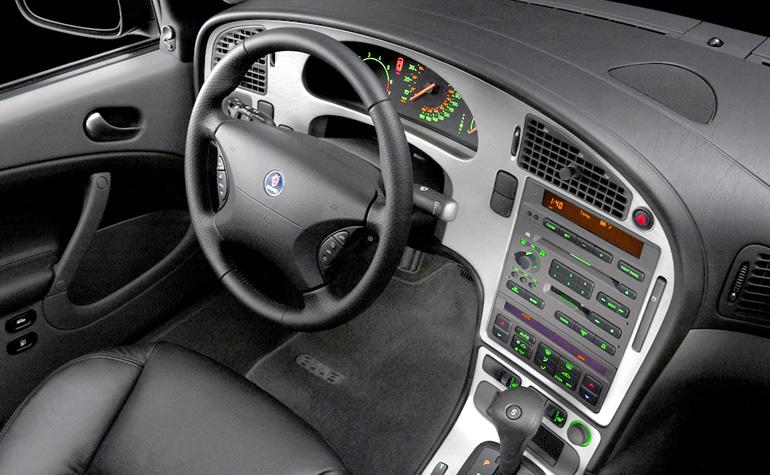 Saab 9-5 I 1997 - 2001 Sedan #6