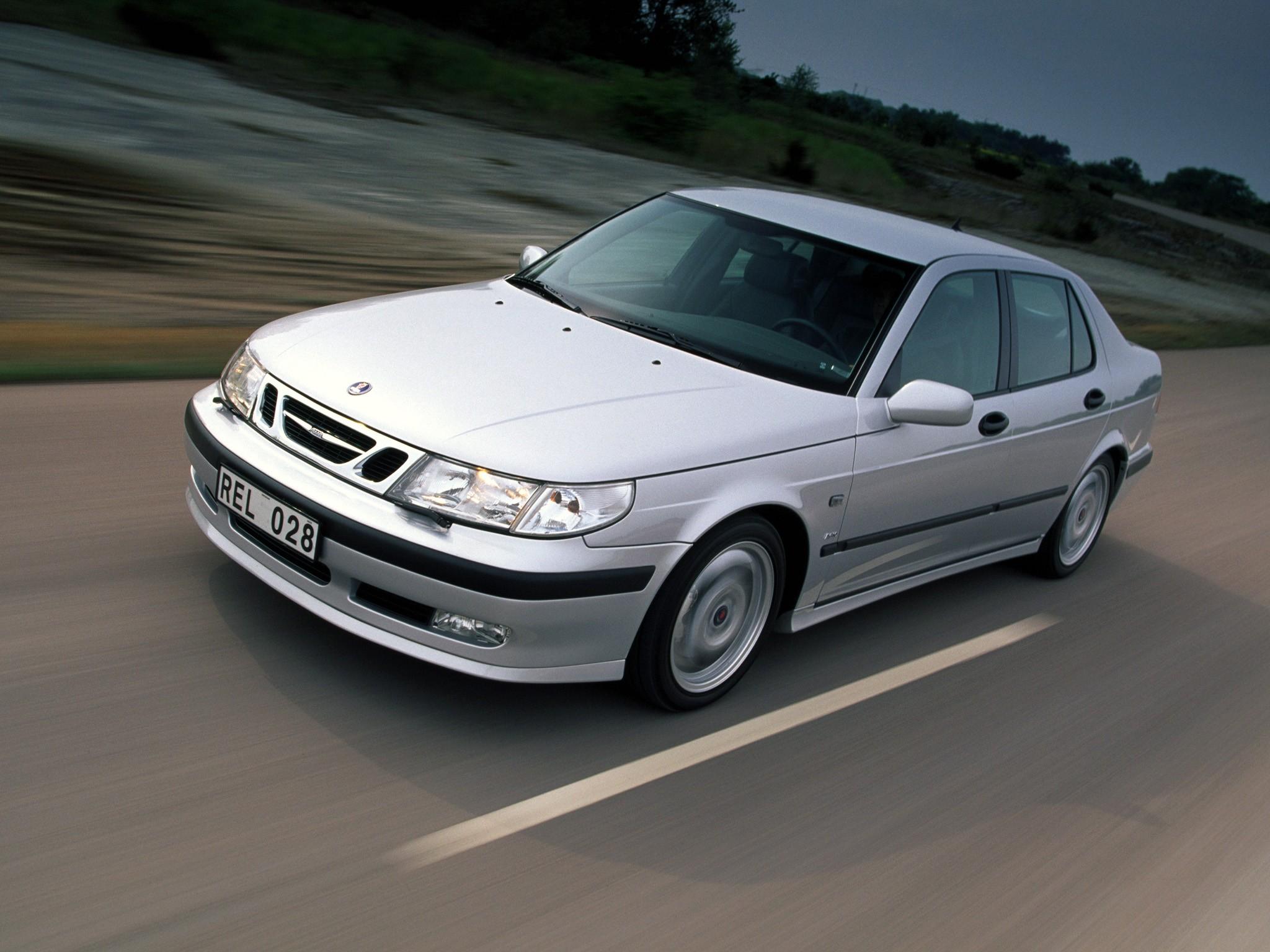 Saab 9-5 I 1997 - 2001 Sedan #2