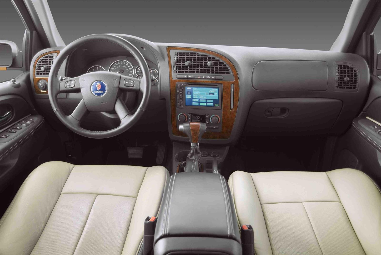 Saab 9-7X 2005 - 2009 SUV 5 door #7
