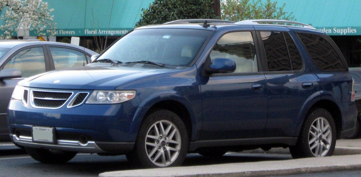 Saab 9-7X 2005 - 2009 SUV 5 door #5