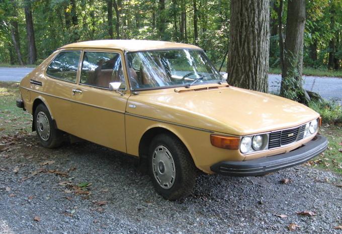 Saab 99 1967 - 1984 Hatchback 3 door #1