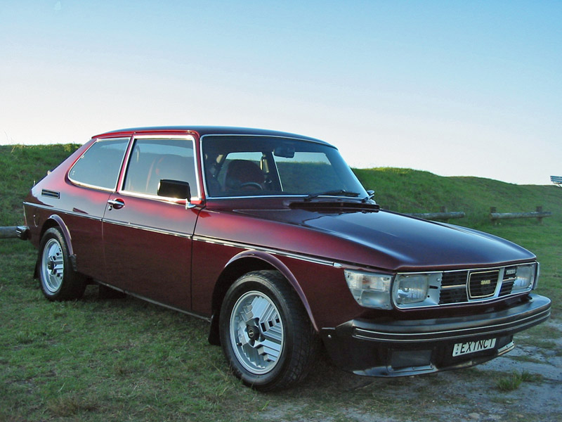 Saab 99 1967 - 1984 Hatchback 3 door #7