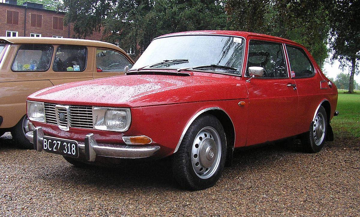 Saab 99 1967 - 1984 Hatchback 3 door #8