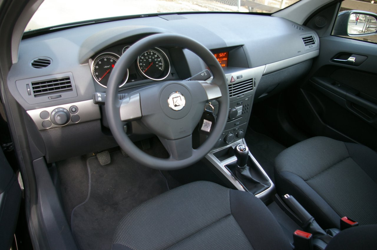 Saturn Astra 2008 - 2009 Hatchback 5 door #8