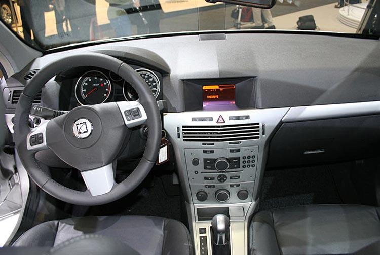 Saturn Astra 2008 - 2009 Hatchback 3 door #8