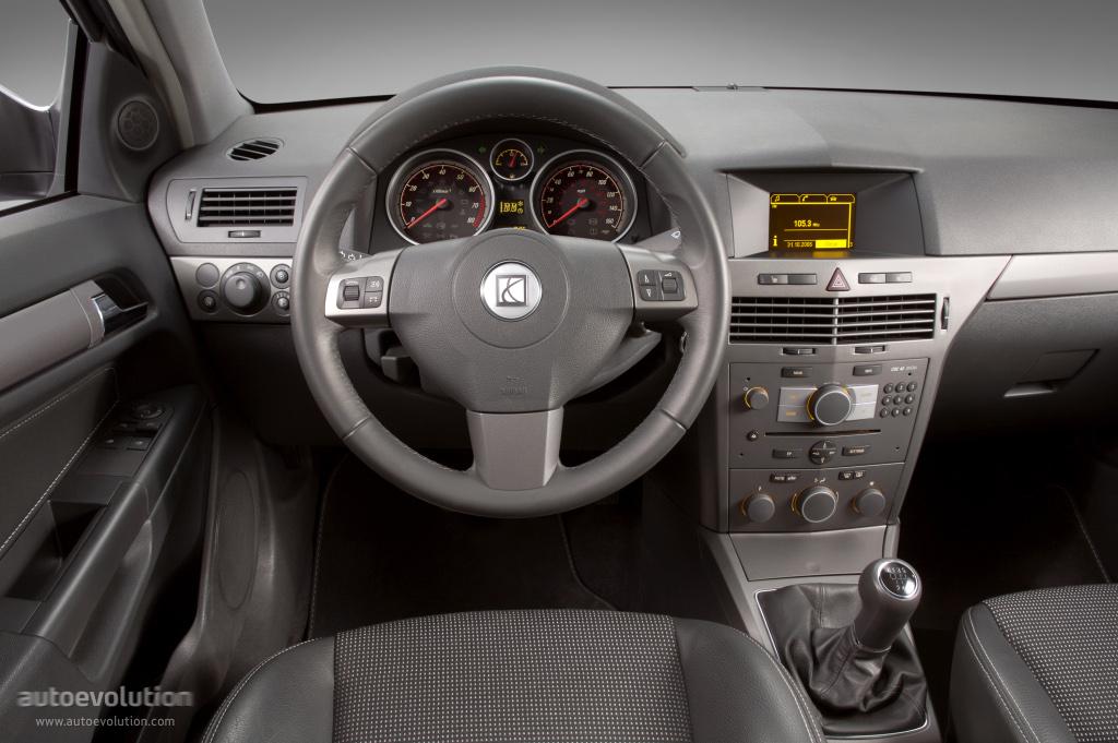 Saturn Astra 2008 - 2009 Hatchback 3 door #4
