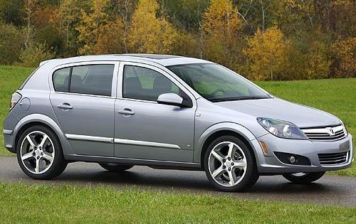 Saturn Astra 2008 - 2009 Hatchback 5 door #4