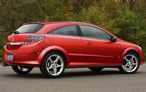 Saturn Astra 2008 - 2009 Hatchback 5 door #1
