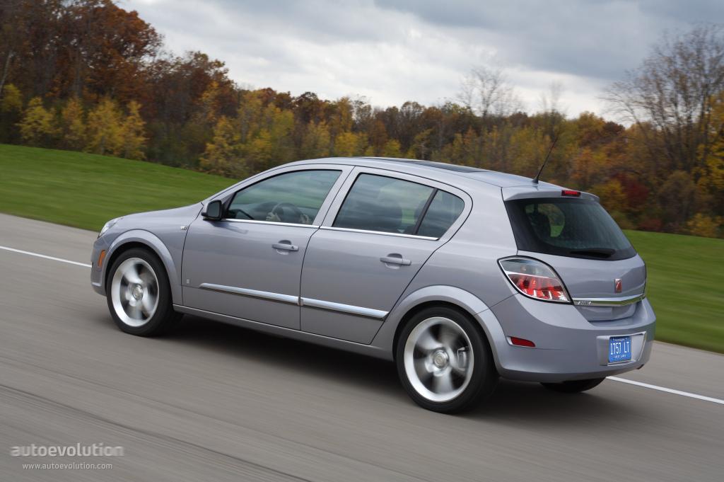 Saturn Astra 2008 - 2009 Hatchback 5 door #5
