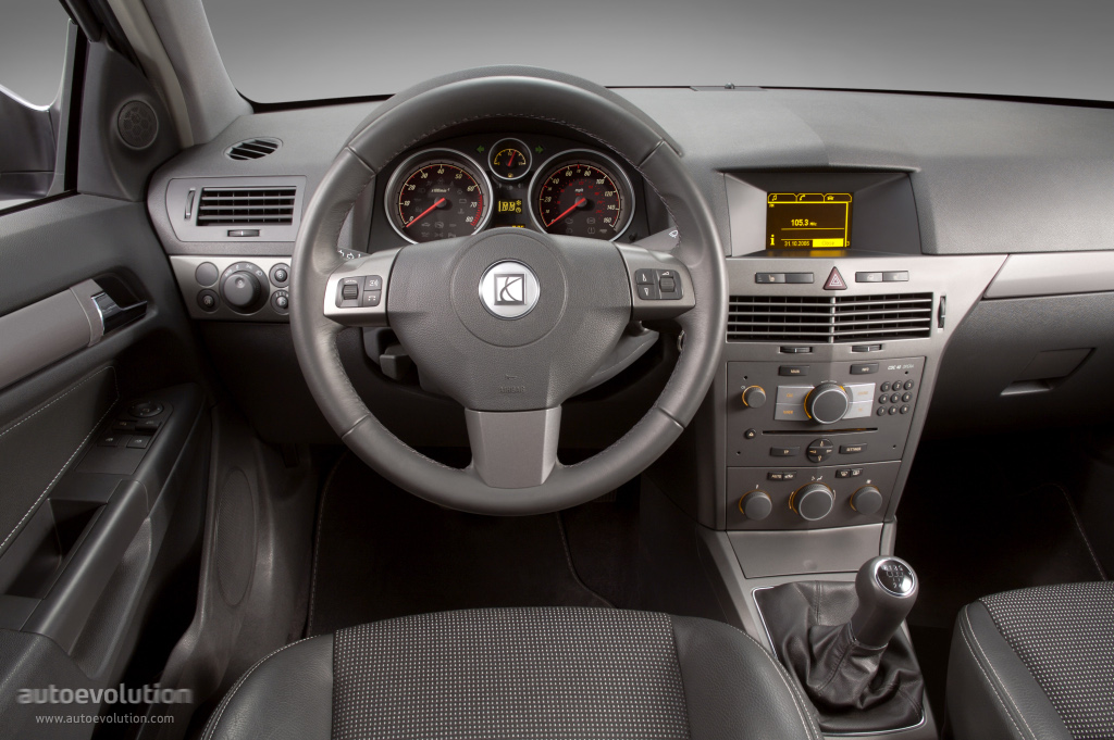 Saturn Astra 2008 - 2009 Hatchback 5 door #7