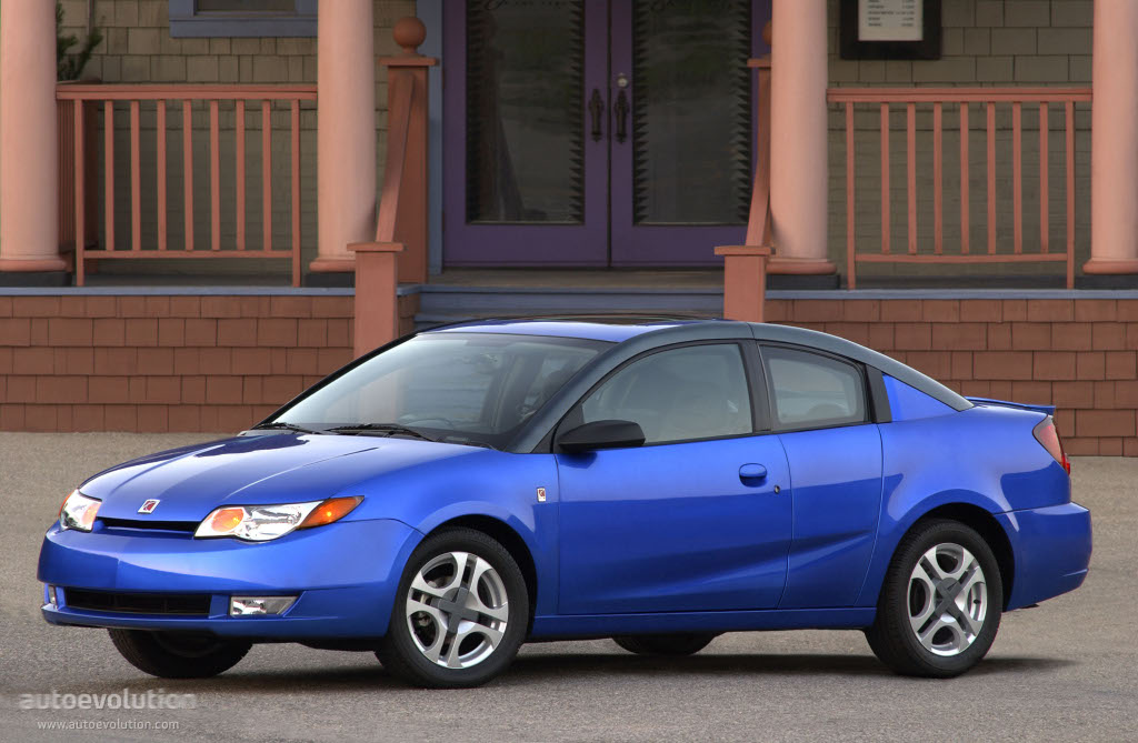 Saturn ION 2003 - 2007 Coupe #1