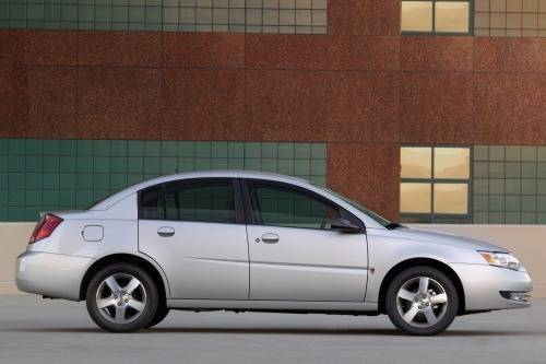 Saturn ION 2003 - 2007 Coupe #4