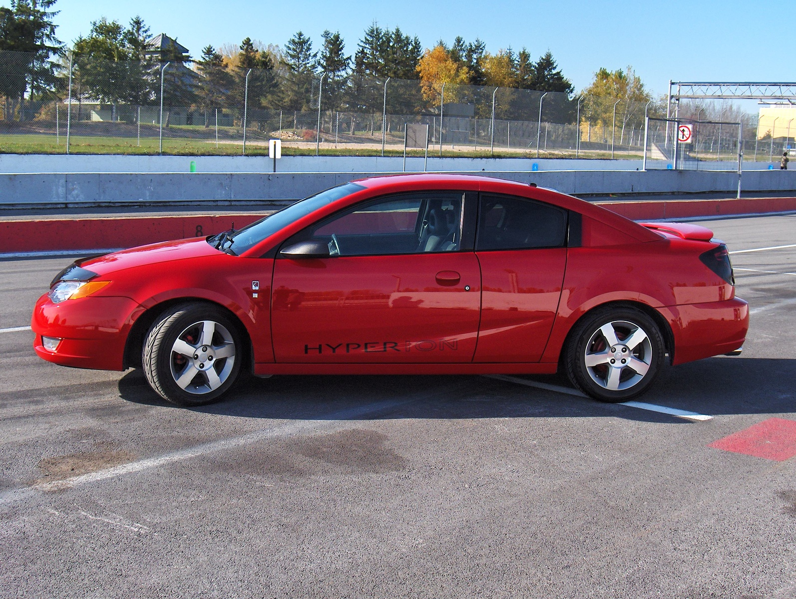 Saturn ION 2003 - 2007 Coupe #2