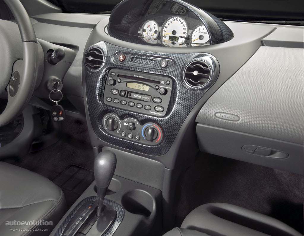 Saturn ION 2003 - 2007 Coupe #6
