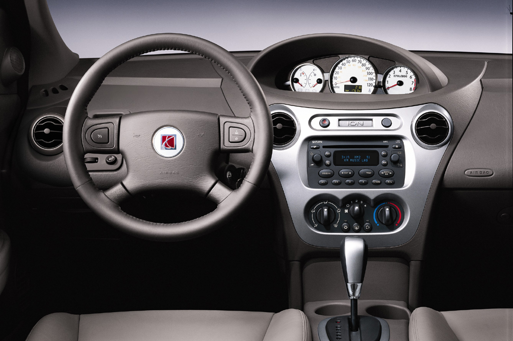 Saturn ION 2003 - 2007 Coupe #5