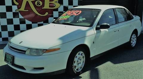Saturn LS 1998 - 2004 Sedan #1