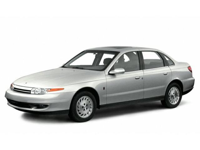 Saturn LS 1998 - 2004 Sedan #2