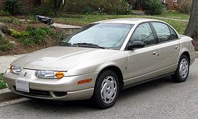 Saturn LS 1998 - 2004 Sedan #8