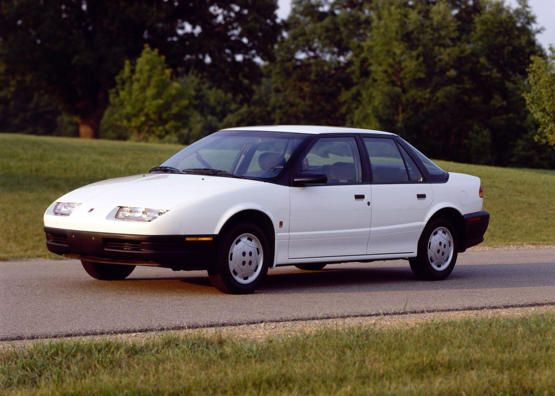 Saturn SL I 1990 - 1995 Sedan #7