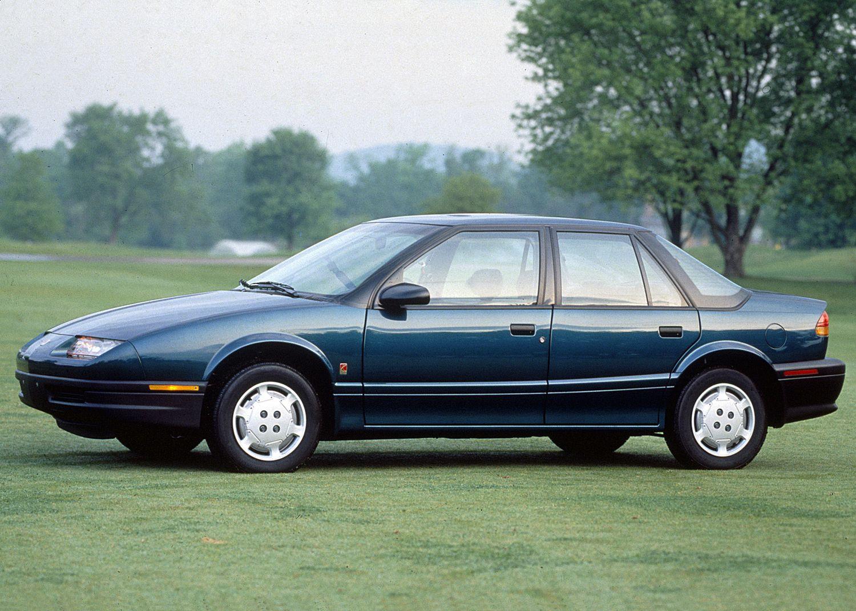 Saturn SL I 1990 - 1995 Sedan #6