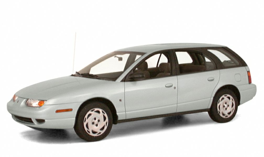 Saturn SW I 1993 - 1995 Station wagon 5 door #4
