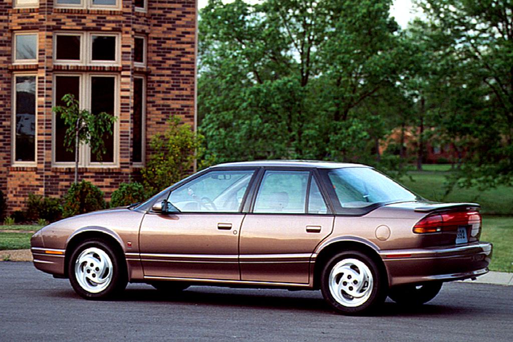 Saturn SW I 1993 - 1995 Station wagon 5 door #2