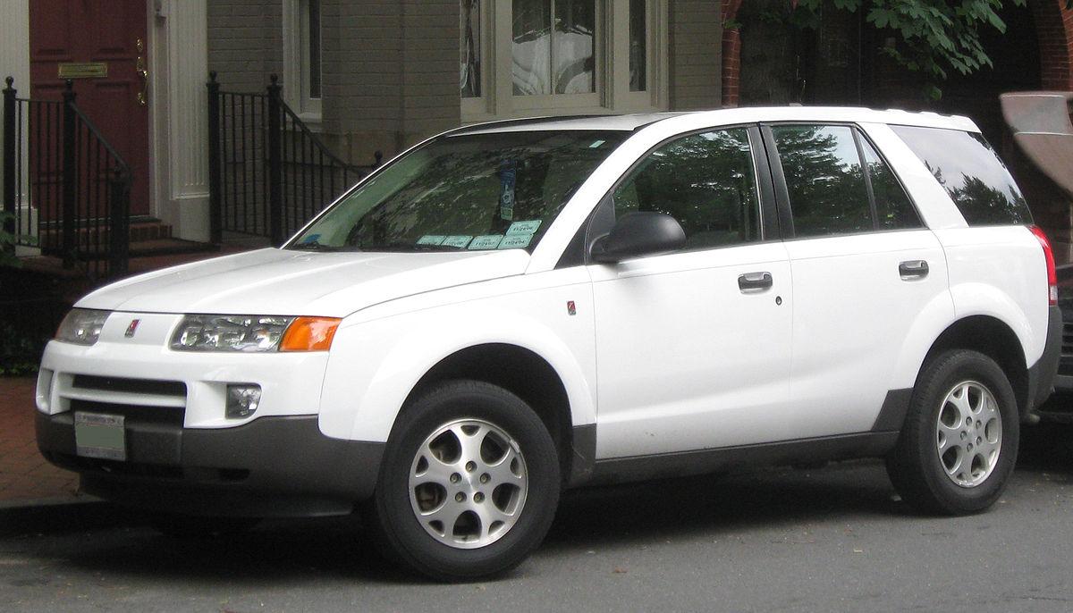 Saturn VUE II 2007 - 2009 SUV 5 door #8
