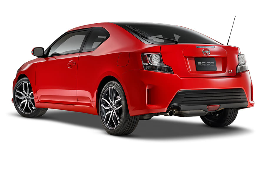 Scion tC II Restyling 2013 - 2016 Coupe #3